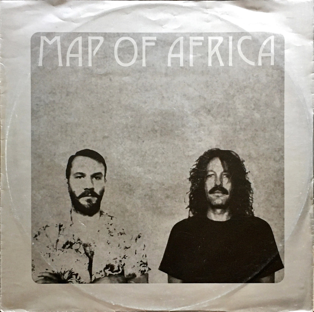Map Of Africa ‎– Dirty Lovin / Off The Coast 12inch single image front