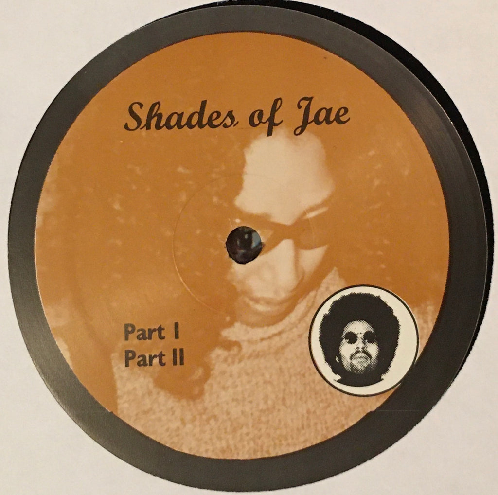 Moodymann ‎– Shades Of Jae label image front