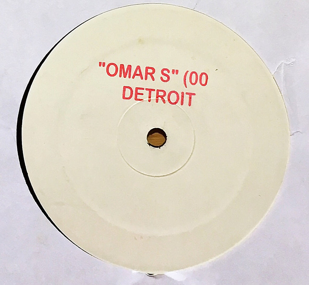 Omar-S ‎– 002 - monads records