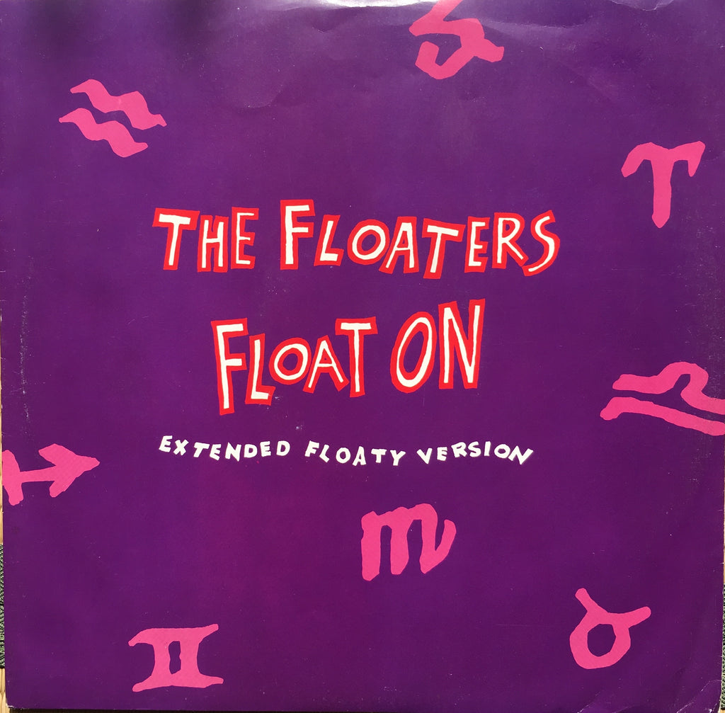 The Floaters ‎– Float On (Extended Floaty Version) - monads records