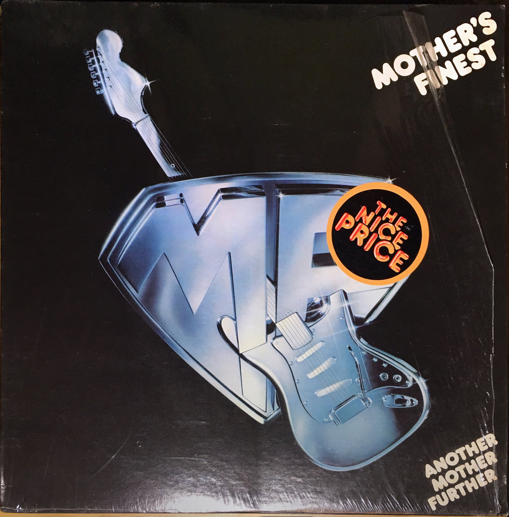 Mother's Finest ‎– Another Mother Further - monads records
