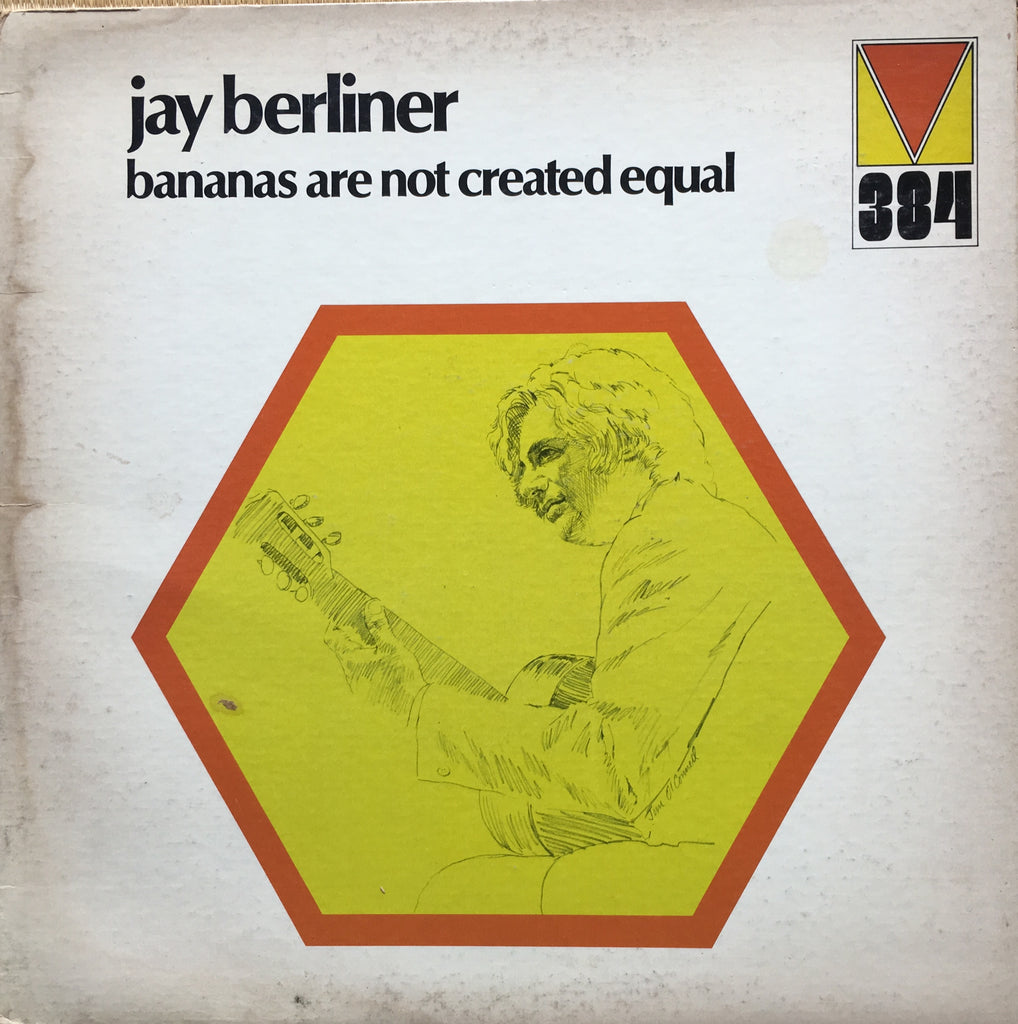 Jay Berliner ‎– Bananas Are Not Created Equal - monads records