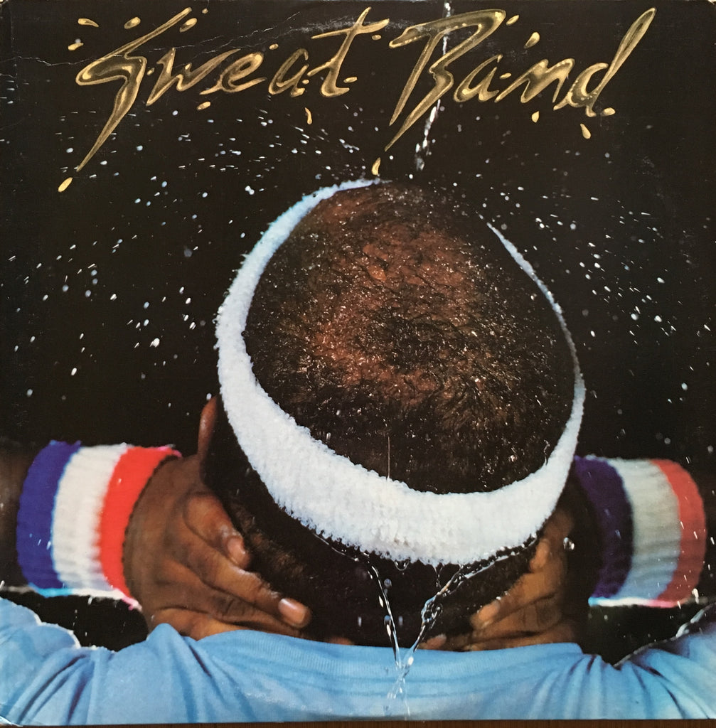Sweat Band ‎– Sweat Band - monads records