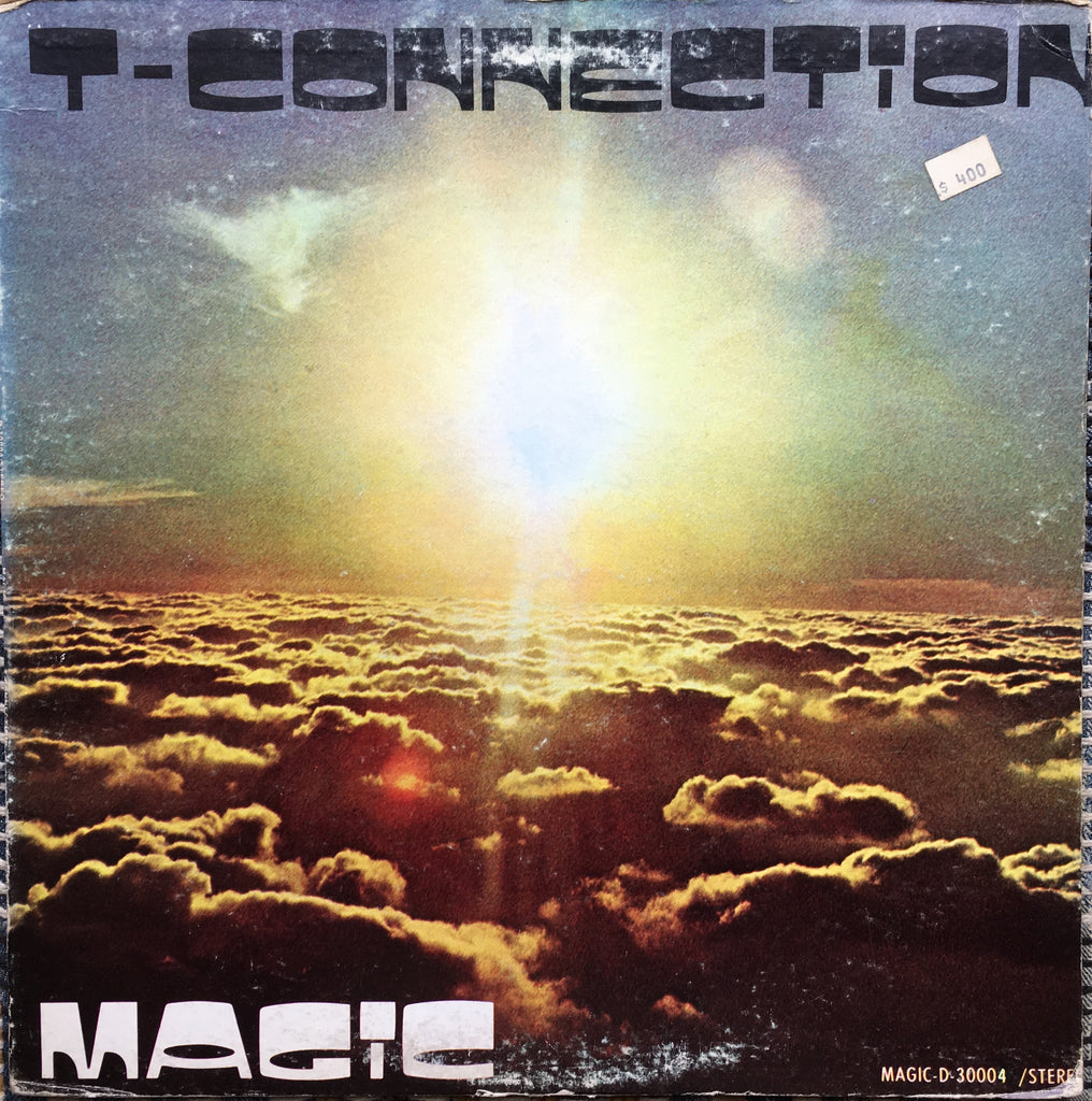 T-Connection ‎– Magic - monads records