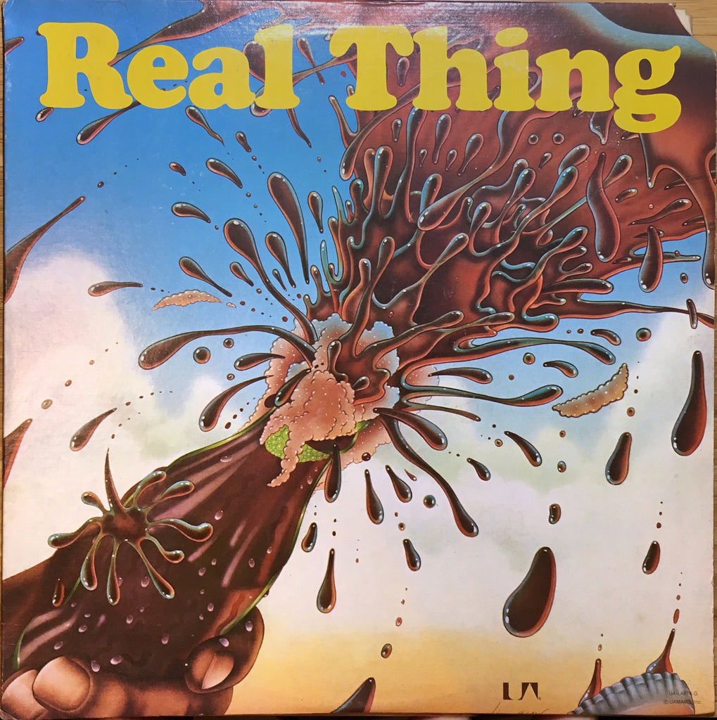 Real Thing ‎– Real Thing - monads records