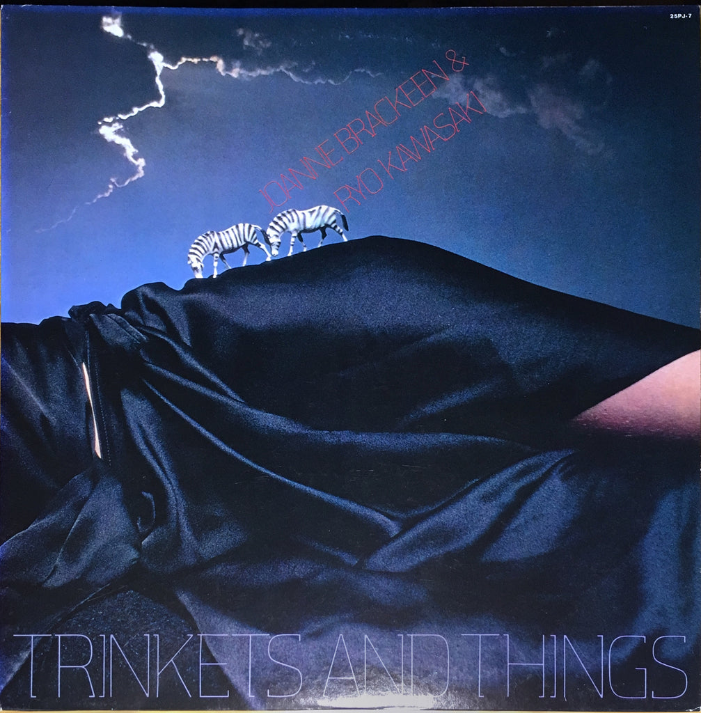 Joanne Brackeen & Ryo Kawasaki ‎– Trinkets And Things - monads records