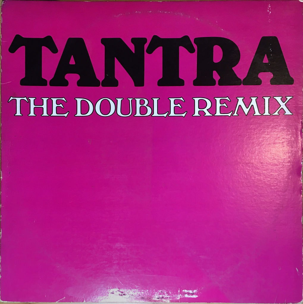 Tantra ‎– The Double Remix - monads records