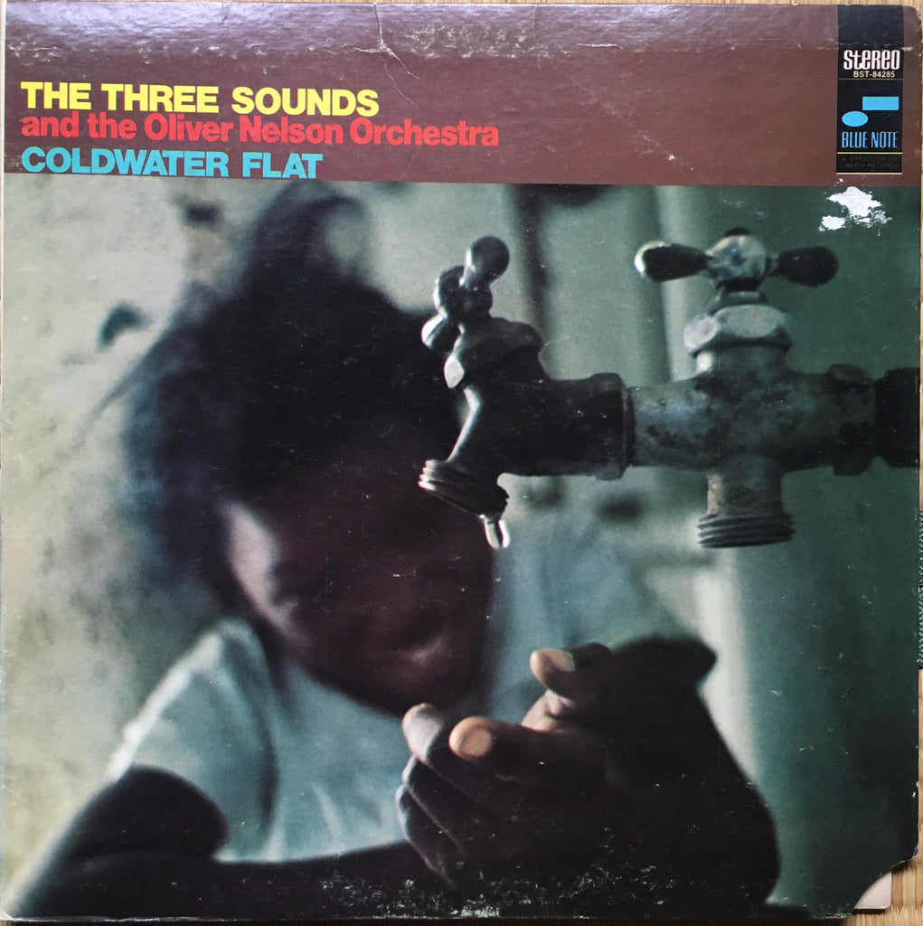 The Three Sounds And The Oliver Nelson Orchestra ‎– Coldwater Flat - monads records