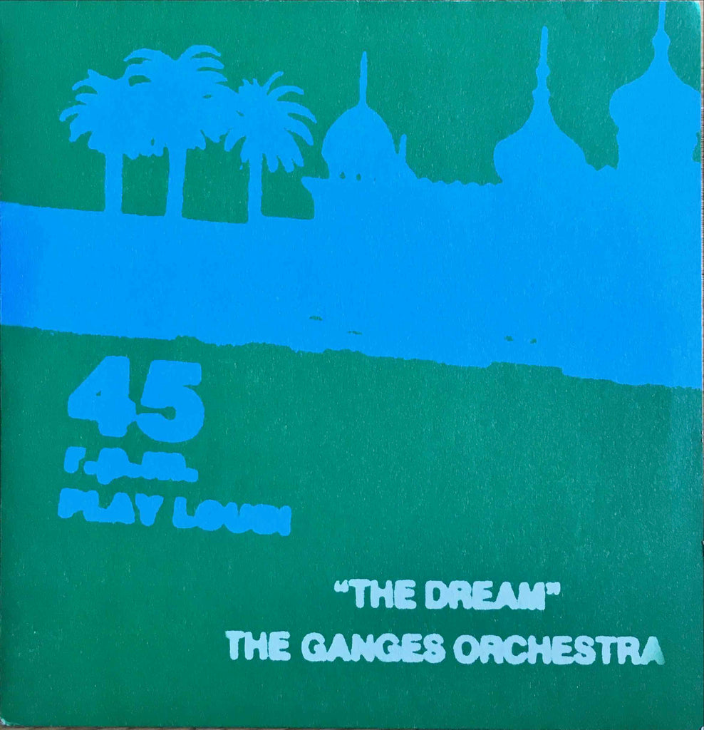 The Ganges Orchestra ‎– The Dream 12inch single sleeve image front