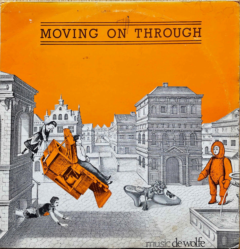 Paradox – Moving On Through sleeve image front