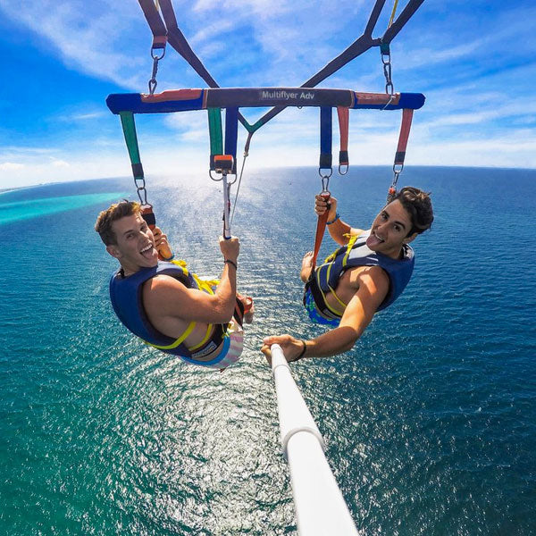 ADD ON: Parasailing - ExistTravels