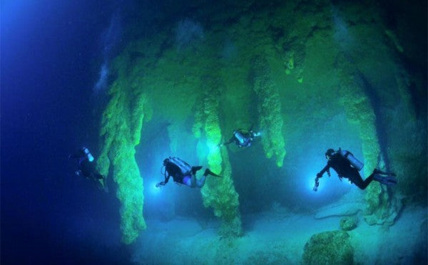 Belize Diving Package: Blue Hole and Lighthouse Reef Diving - ExistTravels
