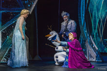 Broadway Show - FROZEN THE MUSICAL - ExistTravels