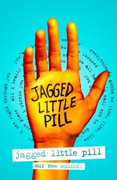 Broadway Show - Jagged Little Pill - ExistTravels
