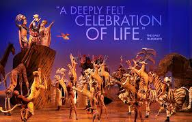 Broadway Show - Lion King The Musical - ExistTravels
