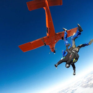 New Zealand - Skydive Southern Alps - ExistTravels
