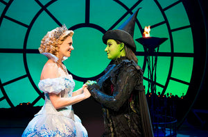 Broadway Show - Wicked The Musical - ExistTravels