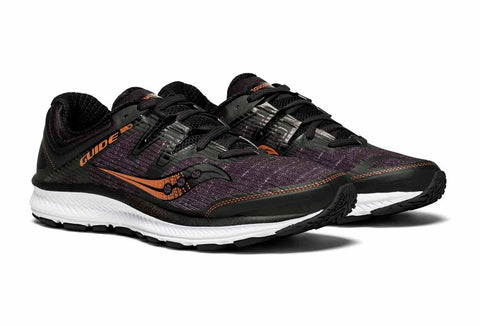 Saucony Guide ISO Black Dames