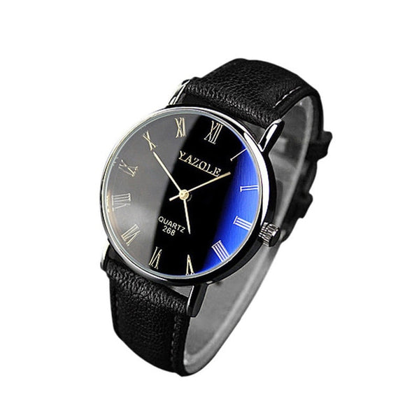 quartz watch Fashion Casual hot sale Luxury men Wristwatch