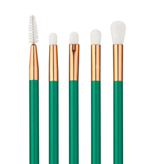 Makeup Brushes Green Tool Beauty Cosmetic