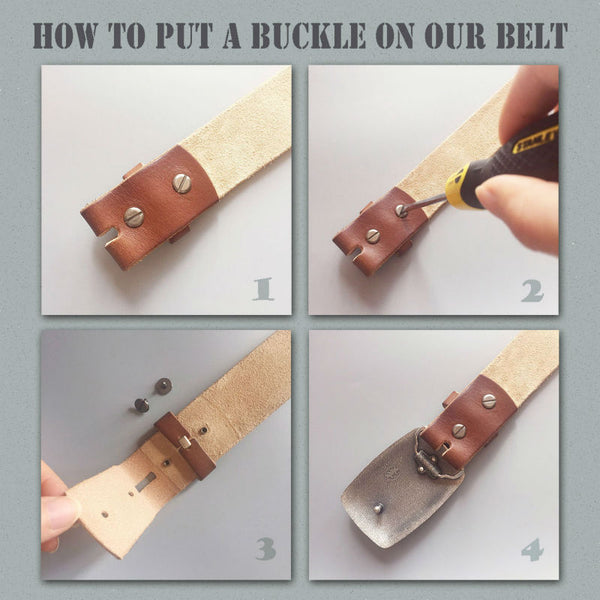 Buckle Western Country Music Belt