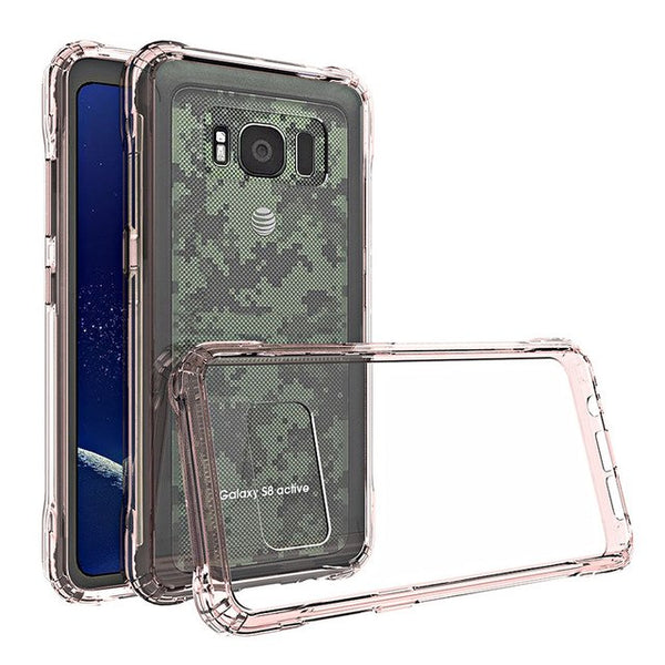 Ultra Thin Transparent Crystal Clear With Frame Hard Acrylic Back Case