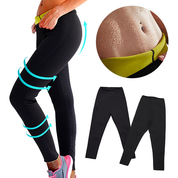 Women Stretch Slimming Body Shaper Yoga pants