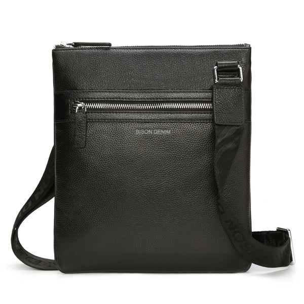 Men's Shoulder Bag Genuine Leather
