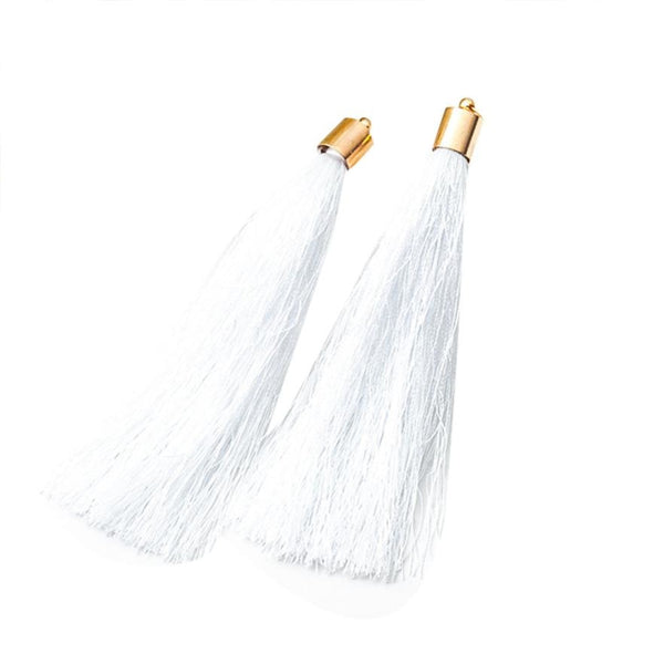 Drop Earrings for Women Long Tassel Fringe