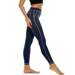 Yoga Pants Sports Exercise Tights Fitness Trousers