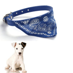 decoration dog leash Adjustable Pet collar for cats Puppies Scarf Neckerchief