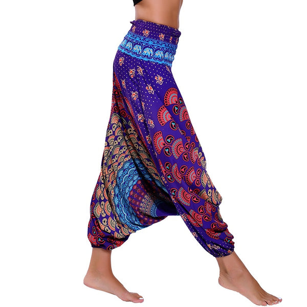 Yoga Pants Women Plus Size Colorful Dance