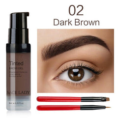 Henna Eyebrow Dye Gel Waterproof Makeup