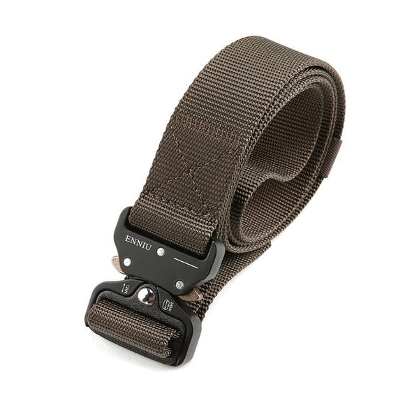 Real Military Tactical Belt Powerful Nylon