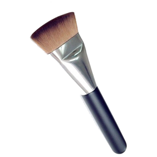Professional set Flat Contour Brush Powder Make up