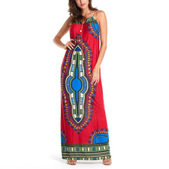 Summer Beach Dress Women Casual Sundress Bohemian