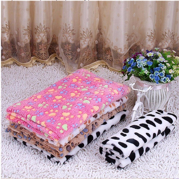 dog mat beds Warm Mat Cover Goods Pets Small Medium Large Towls