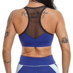 2Pcs Women Yoga Sets Fitness Sport Bra