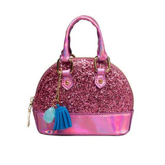 Children Girls Cute Handbag PU leather
