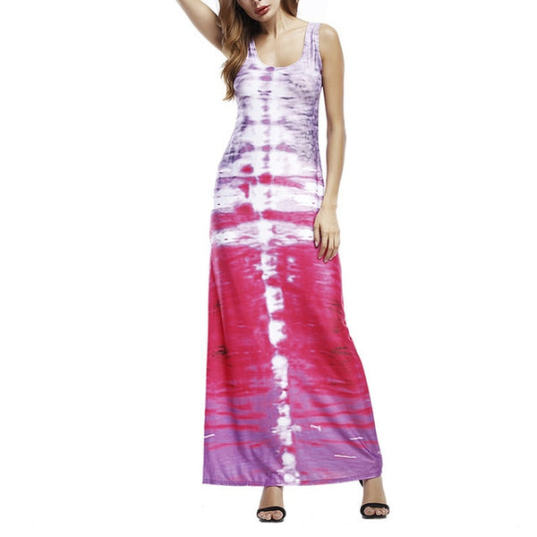 Women Maxi Long Summer Casual Beach Dresses