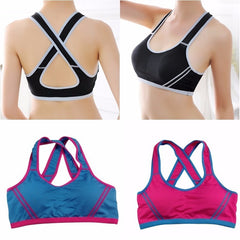 Sweat Stretch Fitness Seamless Women Tops