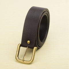 150cm Brown PU Waist belt Men Medieval Knights