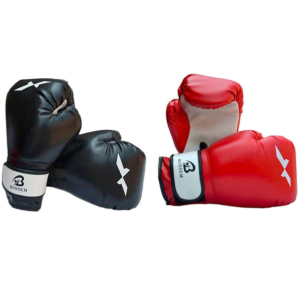 1 Pair Training Boxing Gloves Mitts