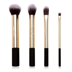 Makeup Cosmetic Blush Face Powder 4PCS Brush