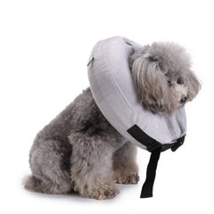 Dog Cat Protection Cover Wound Healing Cone Collar Inflatable