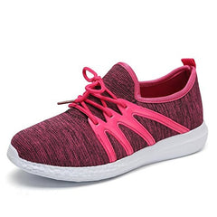 Running Shoes Women Light Sneaker Outdoor