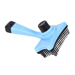 Pet Cat Hair Brush Deshedding Dog Grooming Tool Comb