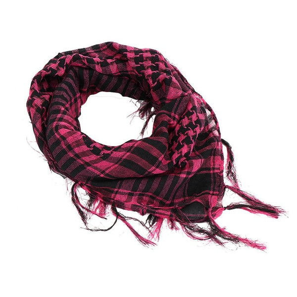 Windproof Warm Long Soft winter scarf knitted women