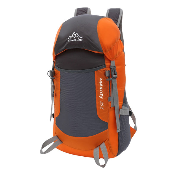 Men nylon shoulder bag casual travel mountaineering