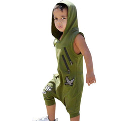 Baby Boys Toddler Rompers Summer Clothes